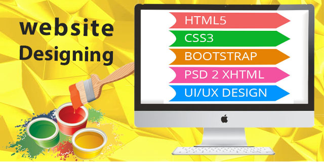best Website Design Services Allahabad and noida